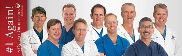 Orthopedic Doctors at Lakeview Hospital